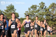 Photos from the Oct. 11 District Cross Country meet. (Photos by The Creek Yearbook photographer Megan Chormicle.)