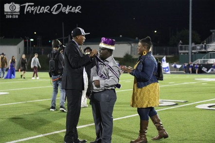 Photos from the Oct. 18, 2018 Homecoming football game from The Creek Yearbook photographers. (Photos by Taylor Deker) Buy your own copy of this or other images from The Creek Yearbook via SmugMug. Click here to browse photos.