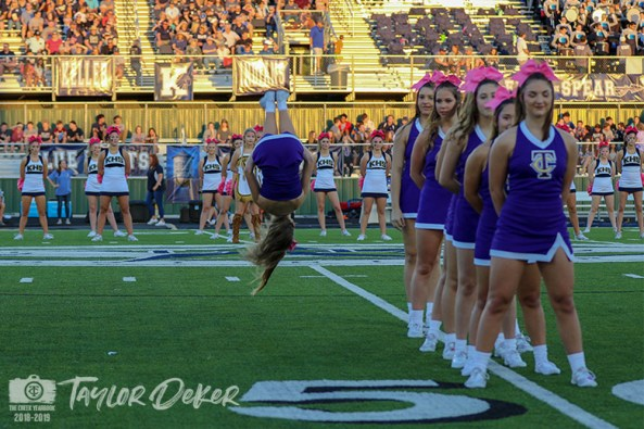 Photos from the Oct. 5 Timber Creek vs. Keller varsity football game. (Photos by The Creek Yearbook photographer Taylor Deker)