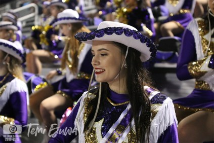 View photos from The Creek Yearbook photographers of the Timber Creek vs. Guyer game on Oct. 12, 2018. (Photos by Temi Ejuwa.)
