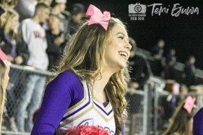 Photos from the Oct. 18, 2018 Homecoming football game from The Creek Yearbook photographers. (Photos by Temi Ejiwa) Buy your own copy of this or other images from The Creek Yearbook via SmugMug. Click here to browse photos.