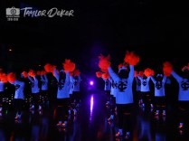 Photos from the Oct. 5 #LightsOut Pep Rally from The Creek Yearbook photographers.
