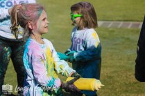Photos from the Nov. 10, 2018 Falcon Family Color Run from The Creek Yearbook photographer Lauren Graham.