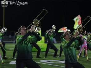Photos from the Nov. 2, 2018 Senior Night football game against Central High School. (Photo by The Creek Yearbook Photographer Temi Ejuwa)