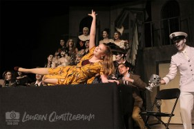 "Photos from the dress rehearsal of Timber Creek Theatre's ""The Addams Family"" from The Creek Yearbook photographer Lauren Quattlebaum."