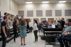 The prestigious Westminster Choir of Princeton, New Jersey stopped by Timber Creek this past Wednesday, Jan. 16 to perform for the Varsity and Chamber Choirs.