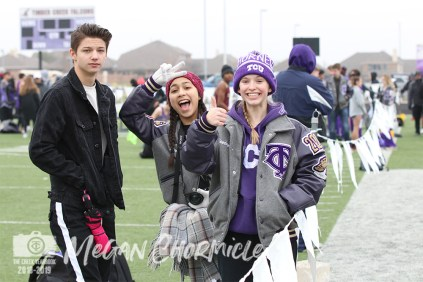 Photos from the 2019 Track Season by Yearbook photographer Megan Chormicle.