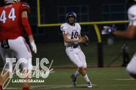 Photos from the Varsity Football game versus Rockwall-Heath on August 30, 2019. (Photo by The Creek Yearbook photographer Lauren Graham.)