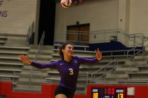 Photos from Varsity Volleyball vs. Duncanville on August 27, 2019. (Photos by The Creek Yearbook photographer Lauren Graham.)