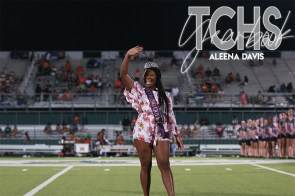 Photos from the Sept. 13, 2019 Timber Creek Homecoming Game and Crowning. (Photos by The Creek Yearbook photographer Aleena Davis.)