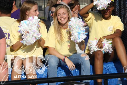 Photos from the Sept. 9, 2019 Homecoming Parade and Carnival at Timber Creek High School. (Photos by The Creek Yearbook photographer Aleena Davis.)