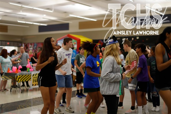 Photos from the Sept. 9, 2019 Homecoming Parade and Carnival at Timber Creek High School. (Photos by The Creek Yearbook photographer Ainsley Lawhorne.)