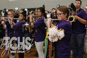 See photos from the Sept. 13, 2019 Homecoming Pep rally (Photos by The Creek Yearbook Photographer Bree Cryan)