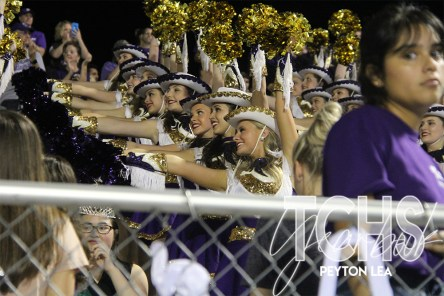 Photos from the Sept. 13, 2019 Timber Creek Homecoming Game and Crowning. (Photos by The Creek Yearbook photographer Peyton Lea.)