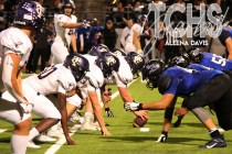 Photos from Varsity Football game against Byron Nelson on Oct. 17th. (Photo by The Creek Yearbook photographer Aleena Davis)
