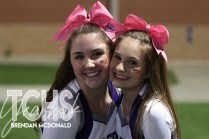 Photos from Varsity Football game against Byron Nelson on Oct. 17th. (Photo by The Creek Yearbook photographer Bren McDonald)
