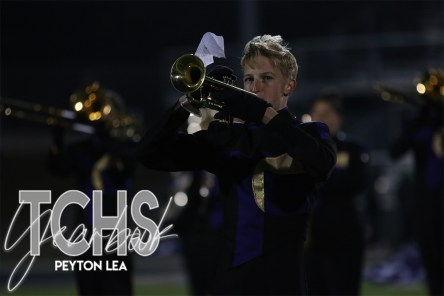 Photos from the Varsity Football Game against Southlake Carroll High School on Nov. 7. (Photo by The Creek Yearbook Photographer Peyton Lea)