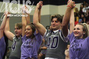 Photos from the the class of 2020s final pep rally on Nov. 7. (Photo by The Creek Yearbook photographer Bren McDonald) Photos from the the class of 2020s final pep rally on Nov. 7. (Photo by The Creek Yearbook photographer Bren McDonald)