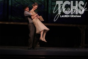 Photos from the fall musical production Big Fish. (Photo by The Creek Yearbook Photographer Lauren Graham)
