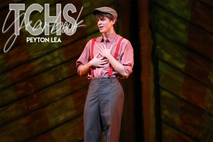Photos from the fall musical production Big Fish. (Photo by The Creek Yearbook Photographer Peyton Lea)