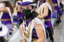 Photo from the Sept. 25 varsity football game vs. Chisholm Trail High School. (Photo by The Creek Yearbook photographer Aleena Davis)