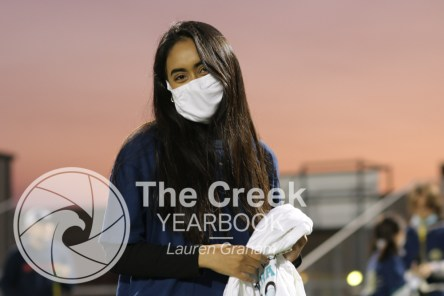 Photo from Senior Sunrise on Oct. 1. (Photo by The Creek Yearbook photographer Lauren Graham)