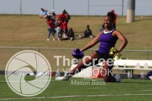 Photos from the Oct. 3 JV football game vs. Burleson. (Photo by The Creek Yearbook Photographer Mason Bass)