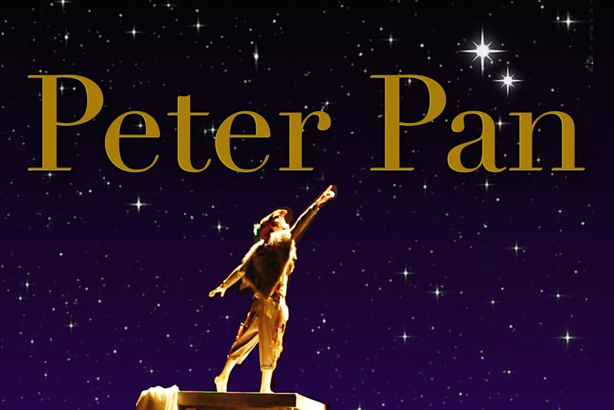Falcon Theatre's Peter Pan is Soaring to a Screen Near You