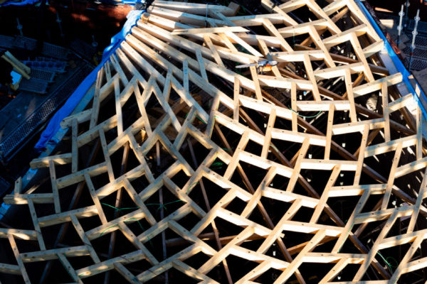 Timberframing Axel Ketele