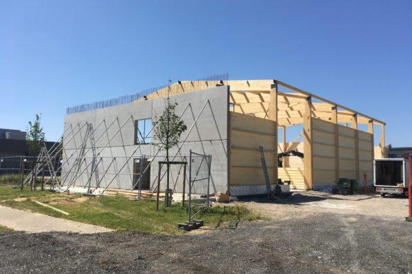Couverture Joris Ide JI - roof