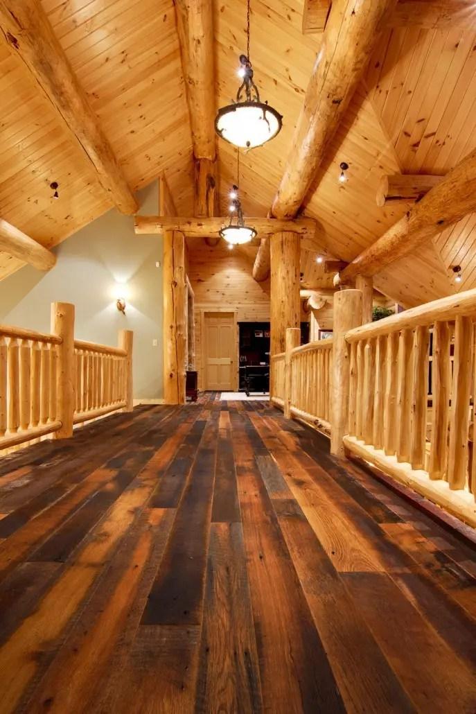 Grand Lodge Log Home Tour Timberhaven Log Amp Timber Homes