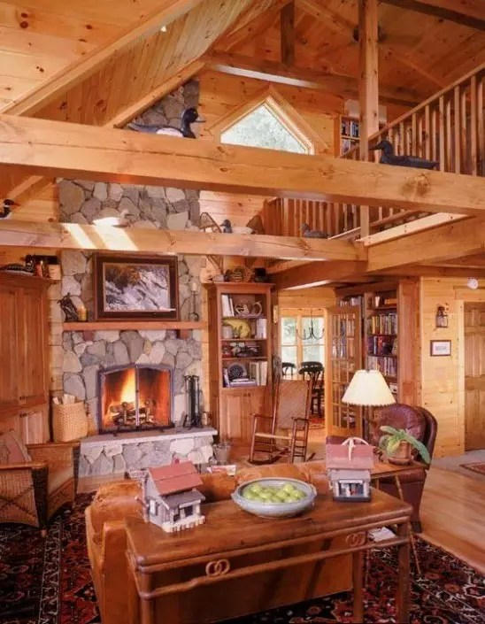 Kitchens Amp Dining Timberhaven Log Amp Timber Homes