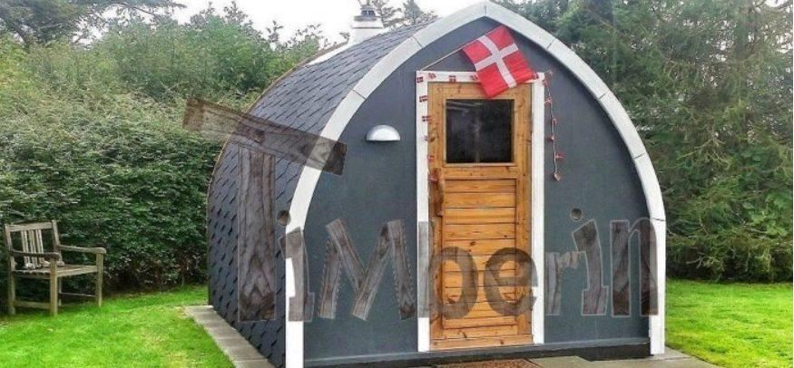 Iglu Sauna Hytte Danmark