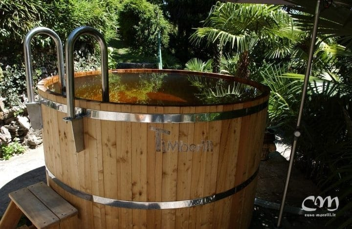 Udendørs Badekar Billige Basic Model
