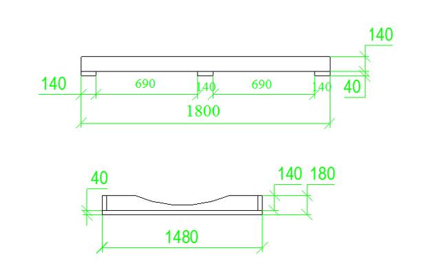 Sauna beczka 2 metry