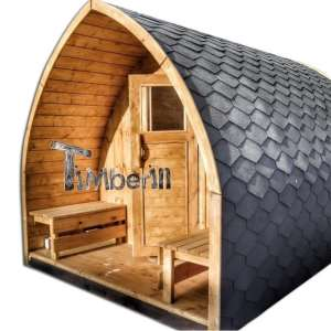 Sauna zewnętrzna Igloo