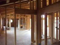 Multi-purpose room to master bedroom.