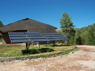 Solar panel and shop. (3)