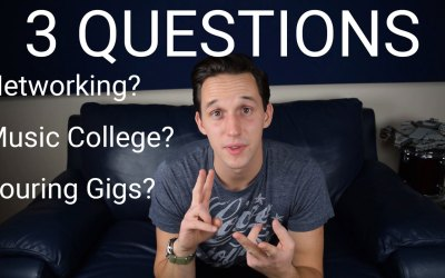 Top 3 | Networking, Music College, Touring Gigs