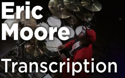 Eric Moore | Drumeo Solo Excerpts
