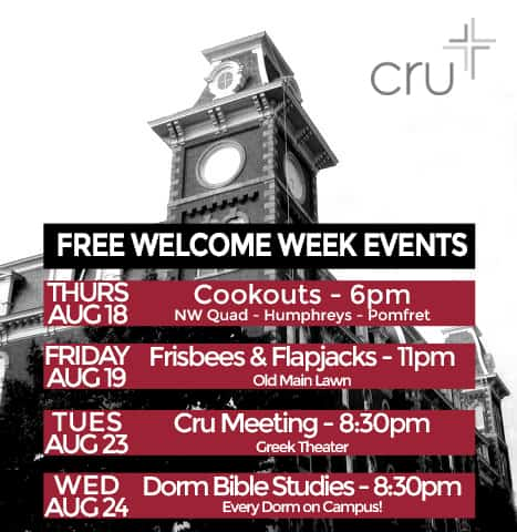 welcome week events final