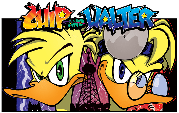 Chip and Walter