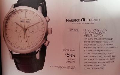 watch chronograph