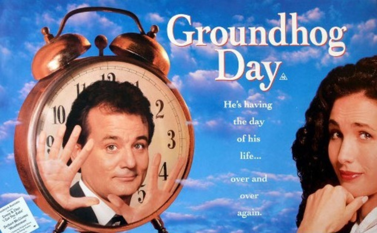 Groundhog Day…again?