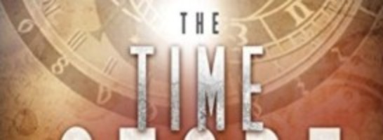 The Time Store header image taken from book cover