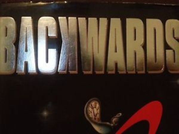 Backwards (Red Dwarf Series, Rob Grant)