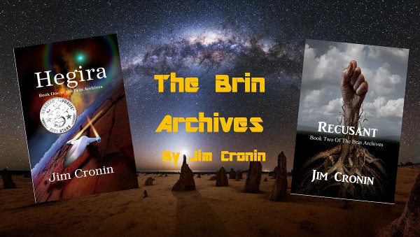 The Brin Archives by Jim Cronin