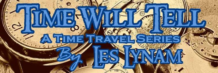Author Interview: Les Lynam (Time Will Tell)