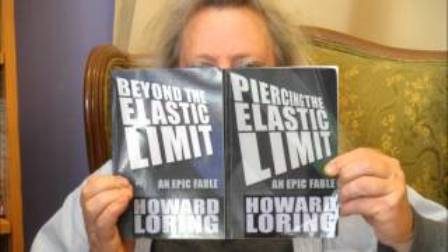 Author Interview: Howard Loring (Elastic Limit)