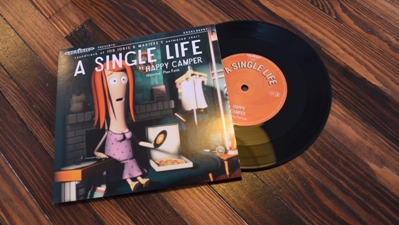 A Single Life - vinyl single